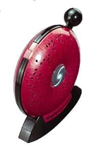 Bagelpod Bagel Slicer Red Black Color Combination