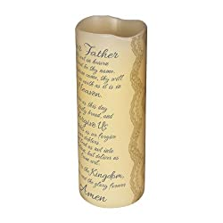 Carson Home Accents CHA10405 Lord's Prayer Sc