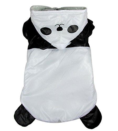 [SELMAI Large Dog Winter Coats Medium Dog Clothes Panda Costume for Dog Hoodies 3XL] (Panda Costume For Sale)