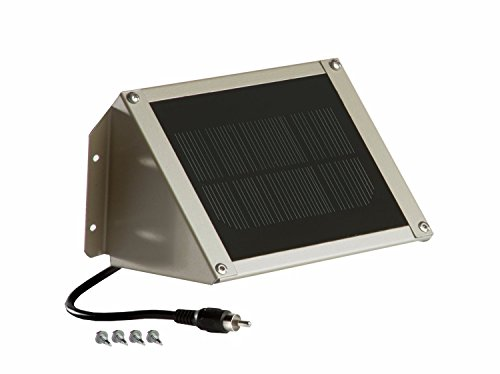 Automatic Solar Battery Charger - 3