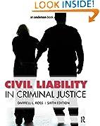 #8: Civil Liability in Criminal Justice