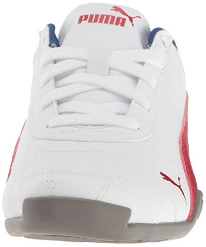 3 Barbados Kids' Puma Cherry Sneaker Cat Tune White Puma PxfwwtgqH