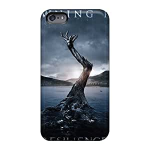JamieBratt Iphone 6 Anti-Scratch Hard Cell-phone Case Allow Personal Design Nice Drowning Pool Band Skin [tfe18228SdGx]