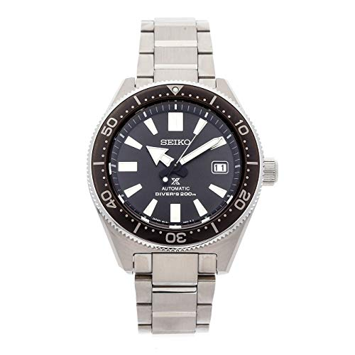 (Seiko Prospex Mechanical (Automatic) Black Dial Mens Watch SPB051 (Certified Pre-Owned))
