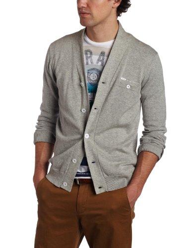 J.C. Rags Men's Cardigan Shirt