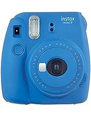 Fujifilm Instax Mini 9 Camera Smoky White, Camera, kobalt blauw