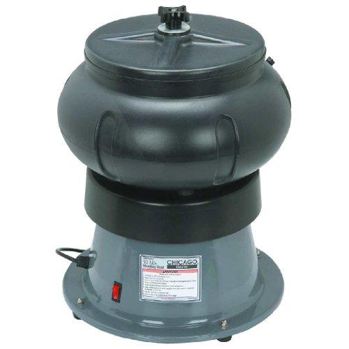 18 Lbs. Vibratory Tumbler Bowl with Liquid Drain (Vibratory Tumbler)