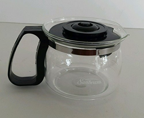 sunbeam coffee maker 4 cup - 6