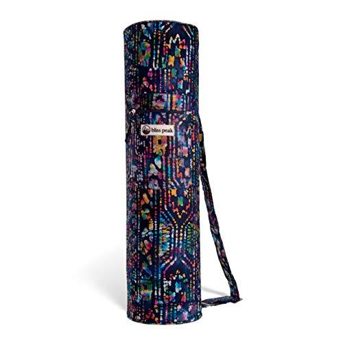 Batik Yoga Bag (Blue)