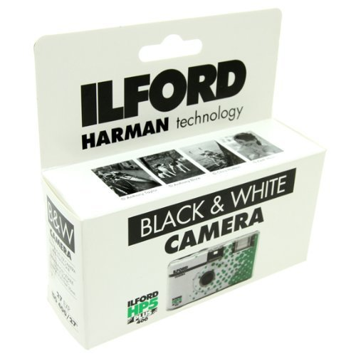 Ilford Photo Single Use Camera HP5+ 135 24+3 Exp
