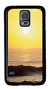 custom Samsung Galaxy S5 covers Kaui Hawaii PC Black Custom Samsung Galaxy S5 Case Cover