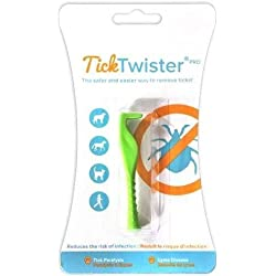 Tick Twister Pro Tick Removal Tool Safe & Easy for Pets & Humans