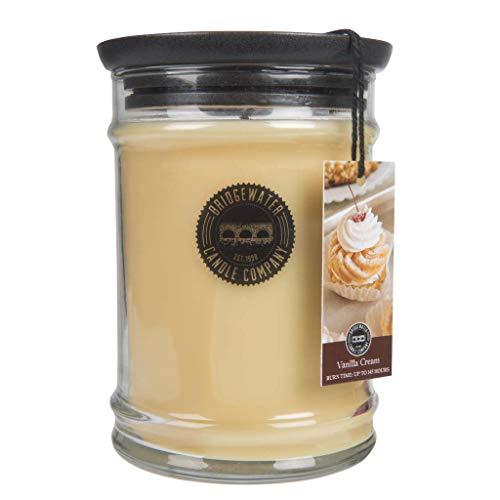 Bridgewater Candle 18oz Large Jar - Vanilla Cream ()