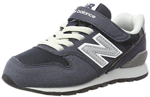 New Balance 996, Zapatillas Unisex Niños Azul (Navy)