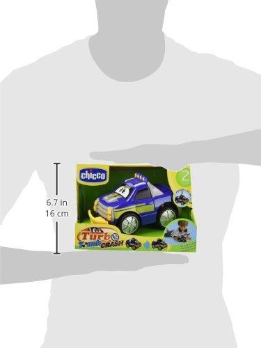 Chicco - Coche Turbo Touch Crash Derby, color azul (00006722000000): Amazon.es: Juguetes y juegos