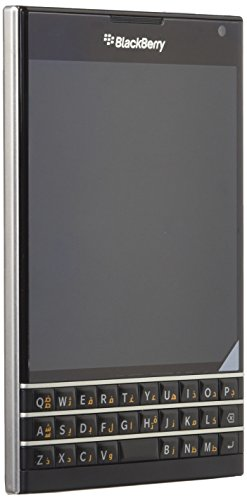 BlackBerry Passport Factory Unlocked Cellphone, 32GB, Black by BlackBerry