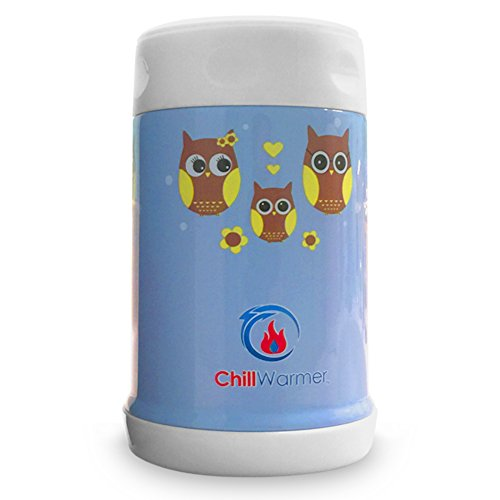 ChillWarmer Stainless Steel Food Jar product image