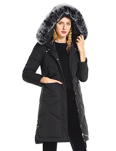 Faux Fur Classic Coat - 9