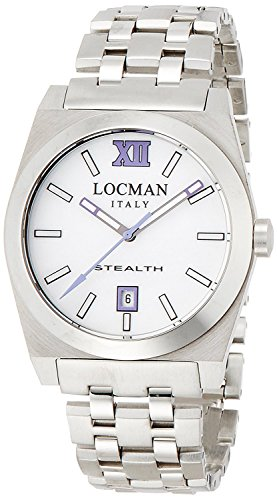 LOCMAN watch stealth Medium Quartz Ladies 0203 020300MWFVT0BR0 Ladies