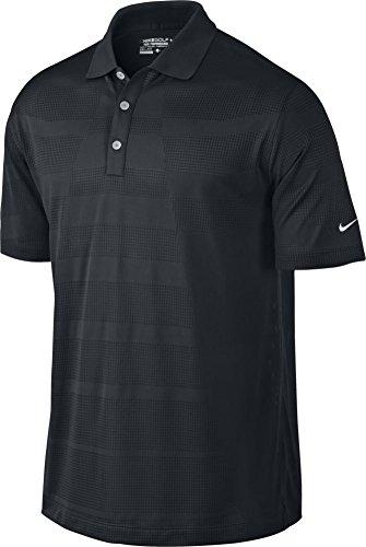 Nike Dri Fit Body (Nike Golf Men's Core Body Mapping Polo WHITE/STADIUM GREY)