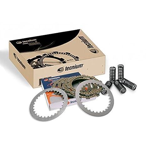 Kit Embrague TECNIUM Honda - 119044 - Kit completo para embrague moto: Disco: Amazon.es: Coche y moto