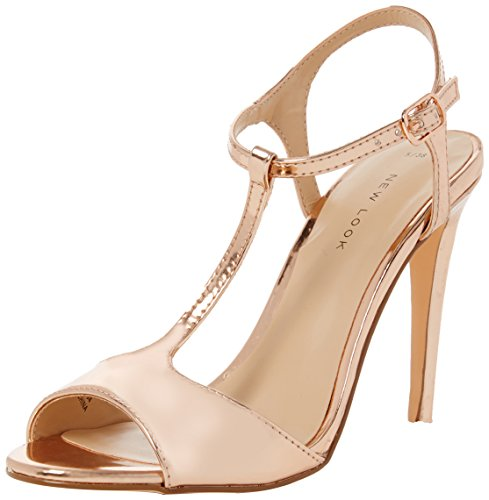gold New Shalot Oro Donna Scarpe Look Spuntate x77CYwvq