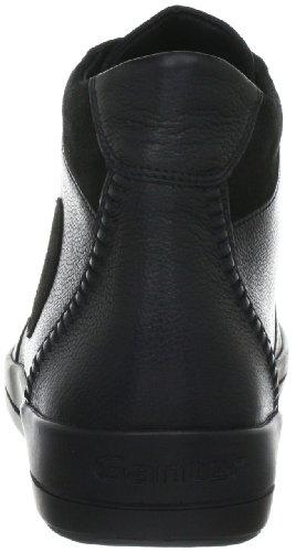 Donna Sneaker 0100 Weite schwarz 204171 4 G Nero Ganter Giulietta SxqYXX