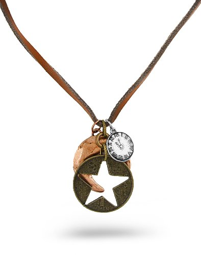 leather-necklace-w-star-moon-clock-pendants