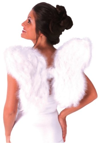 Soft Feather Child Angel Wings (Soft Feathered Angel Wings)