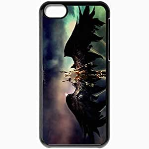 Personalized iPhone 5C Cell phone Case/Cover Skin Aion Black by icecream design