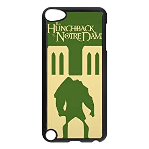 Hunchback of Notre Dame iPod Touch 5 Case Black Ckmmu