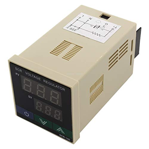 Power Inverter - SCR-100 Digital SCR Voltage Regulator Special for Blow molding Machine (Blow Molding Machine)