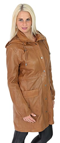 Marron Coat Goods Femme Fashion Cognac Duffle Manteau A1 nRYZcw