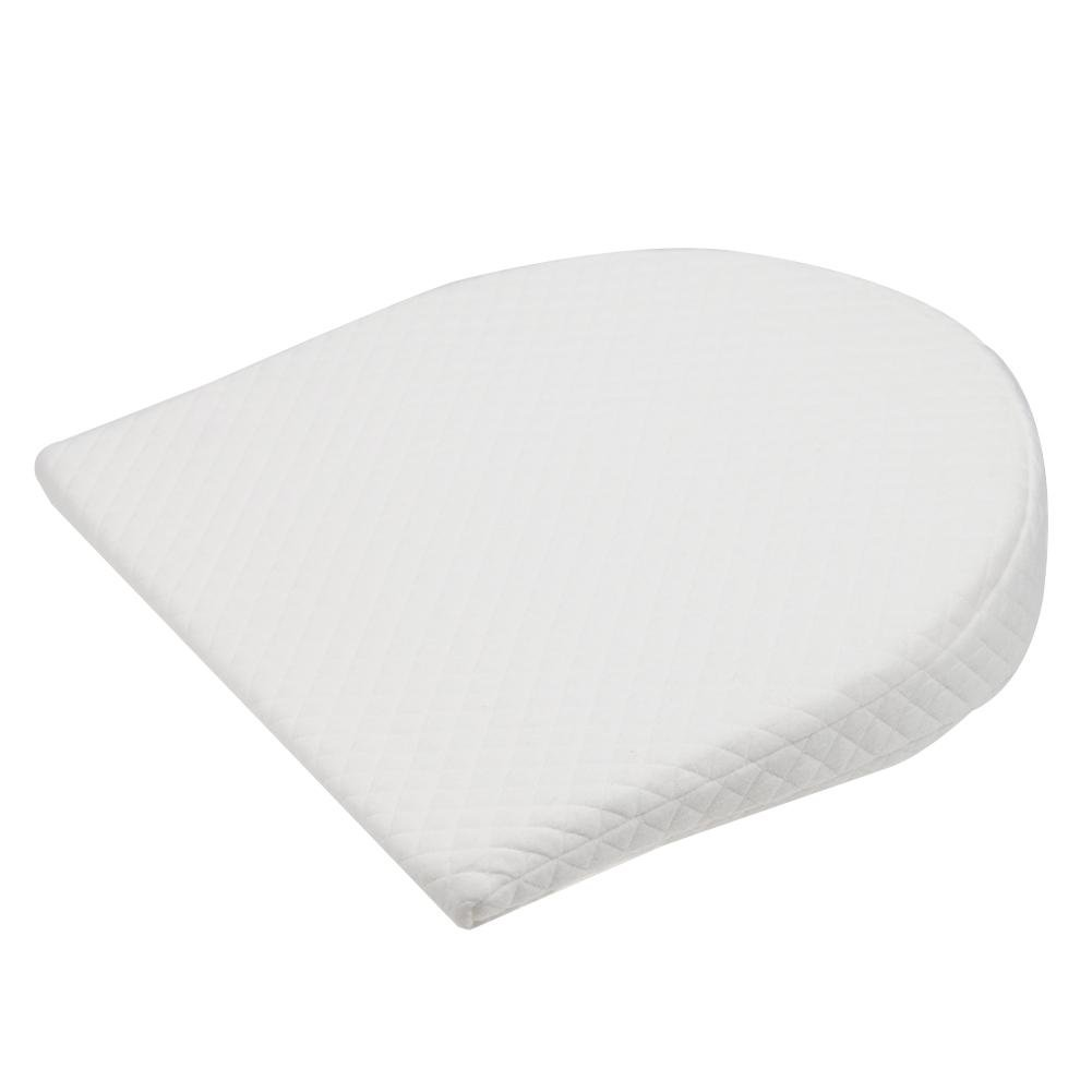 Memory Resilience Cotton Detachable Slope Shaped Shaping Pillow Milk Anti-Reflux Pillow For Baby Per Newly