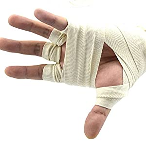 Edal 1 Pair 2.5m Boxing Handwraps Bandage Punching Hand Wrap Boxing Training Gloves