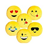 18'' Emoticon Pillow