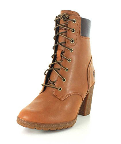 Froide Glancy Femmes 6in Ftw Bottes Classics Doublure Courtes Fauve Timberland glancy 8q68w