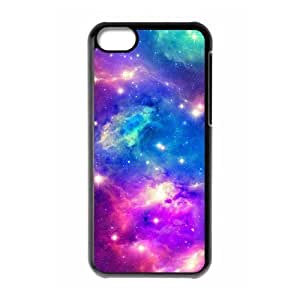 linJUN FENGGalaxy Space Universe Brand New Cover Case for iphone 4/4s,diy case cover ygtg553091