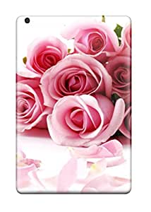 Pauline F. Martinez's Shop Best 8819551K39418585 Awesome Roses Case Compatible With Ipad Mini 3/ Hot Protection Case