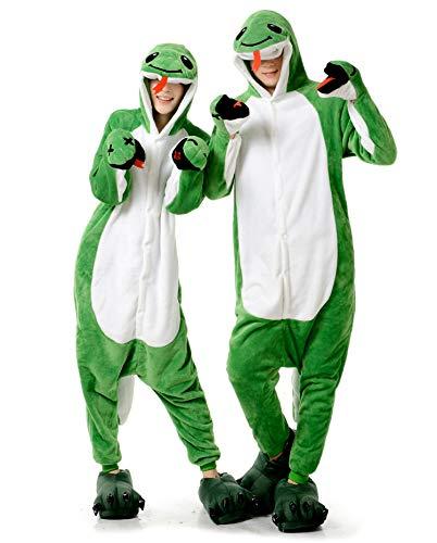 Adult Onesie Snake Pajamas Animal Halloween Costume One Piece Cosplay for Women -
