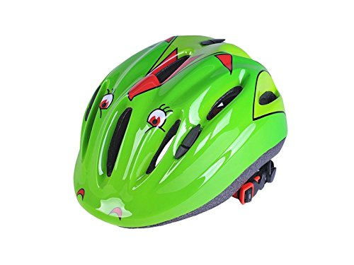 Wesource Children Outdoor Sports Protective Helmets Kids Comfy Lightweight Cycling Helmet(Green) by Wesource