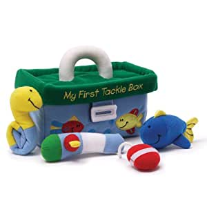 "Gund Playset My First Tackle Box 7.5"" Toy"