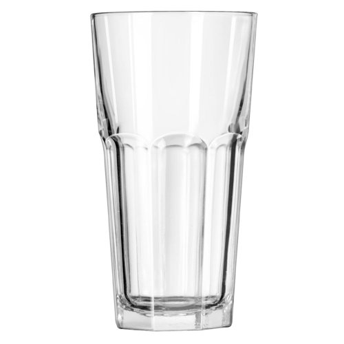 Libbey 15665 Gibraltar 20 Ounce Cooler Glass - 24 / CS ()
