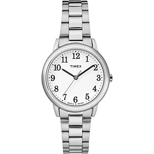 timex-womens-tw2r23700-easy-reader-silver-tone-white-stainless-steel-bracelet-watch