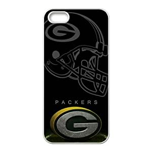 Happy Packers Fashion Comstom Plastic case cover For Iphone 5s