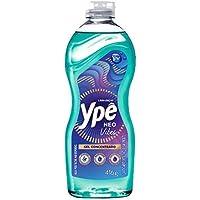 Lava-Louças Ypê  Gel Concentrado, 416G, a imagem e a embalagem podem variar