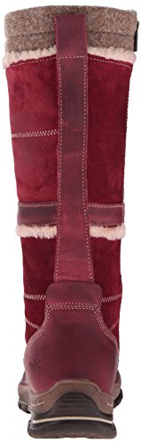 Bos. & Co. Womens Glider Boot Red / Scarlet