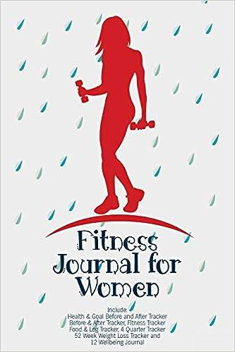 Fitness Journal for Women: Fitness Agenda, Fitness Planner ...