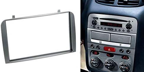 Front Frame Radio Mount 2 Din Car Radio Frame For Alfa Elektronik