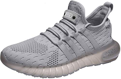 OTU Women's Lightweight Sneaker Walking Shoes Breathable Road Running Shoes